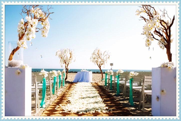 Savannah Beach Wedding Ceremony Venue Tybee Florist Planning Bridal