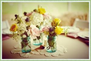 vintage-mason-wedding-jars-flowers-savannah
