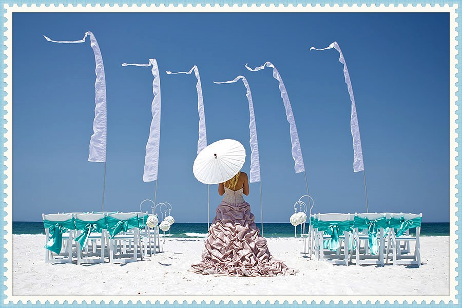 Beach Wedding Decoration Ideas Diy : Savannah beach wedding decor diy sale planner