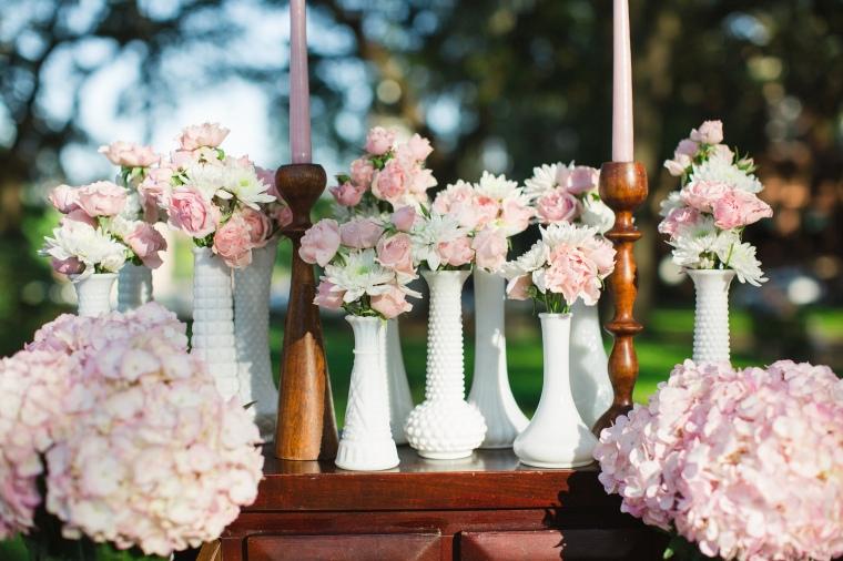 Custom Floral Decor & Design by COASTAL CREATIVE EVENTS