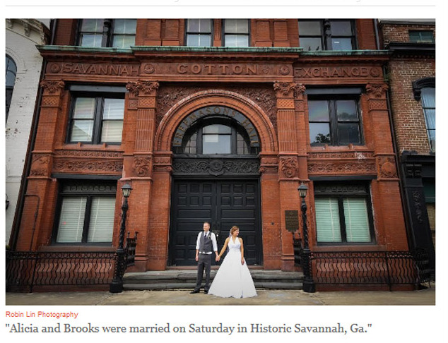 Our Real Wedding Featured on The Huffington Post!